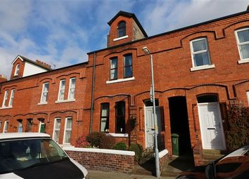 Thumbnail 4 bed terraced house for sale in Cheviot Road, Carlisle, Cumbria