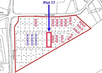 Thumbnail Land for sale in Plot 17 Church Farm Meadow, Rushden, Buntingford, Hertfordshire