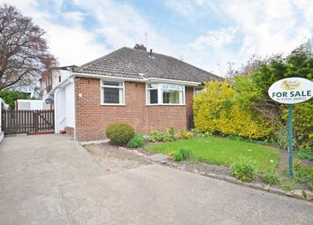 Thumbnail 2 bedroom semi-detached bungalow for sale in Hallcroft Drive, Horbury, Wakefield
