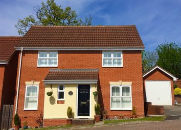 Thumbnail 3 bed detached house for sale in Stutts End, Cotford St Luke, Taunton
