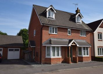 Thumbnail 5 bed detached house for sale in Florence Way, Alton, Hampshire