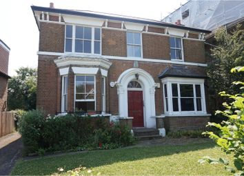 Thumbnail 2 bed flat for sale in 41 Overhill Road, East Dulwich