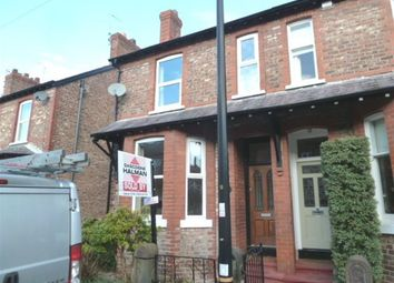 Thumbnail 3 bed terraced house to rent in York Road, Bowdon, Altrincham