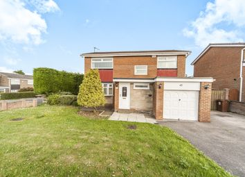 Thumbnail 4 bed detached house for sale in Formby Close, Hartlepool