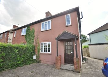 Thumbnail 4 bed semi-detached house to rent in Exeter Place, Gloucester Road, Guildford