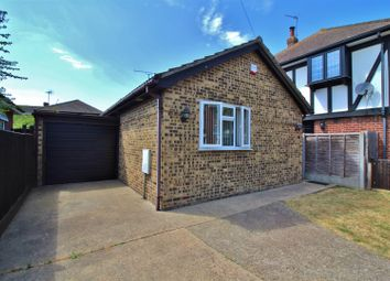 Thumbnail 1 bed detached bungalow for sale in Nevada Road, Canvey Island