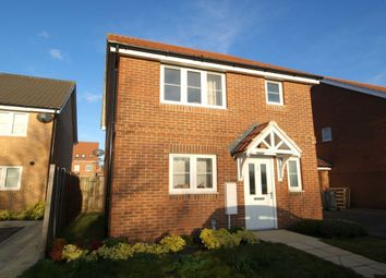 Thumbnail 3 bedroom property for sale in Willowcroft Way, Cringleford, Norwich