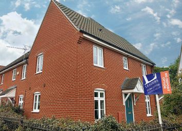 Thumbnail 3 bed property to rent in Turing Court, Kesgrave, Ipswich