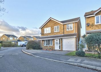 Thumbnail 4 bed detached house for sale in Thirlmere, Stukeley Meadows, Huntingdon, Cambridgeshire