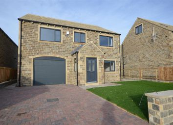 Thumbnail 4 bed detached house for sale in Plot 5 Cherry Tree Farm, Great Scausby, Bradshaw, Halifax