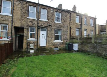 Thumbnail 2 bed terraced house for sale in College Street, Crosland Moor, Huddersfield
