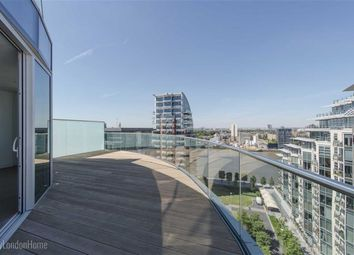 Thumbnail 3 bed flat for sale in Pinnacle House, Wandsworth, London