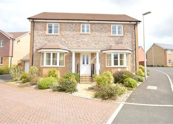 Thumbnail 4 bed detached house for sale in Sorrel Place, Highweek, Newton Abbot, Devon.