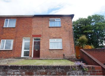 Thumbnail 3 bed semi-detached house for sale in Glen Road, Woolston, Southampton