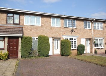 Thumbnail 3 bed terraced house for sale in Rowood Drive, Solihull