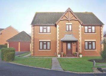Thumbnail 4 bed detached house for sale in The Cornfields, Wick St Lawrence, Weston-Super-Mare