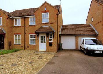 Thumbnail 3 bedroom property to rent in Douglas Place, Oldbrook, Milton Keynes