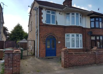 Thumbnail 3 bedroom semi-detached house to rent in Northfield Road, Peterborough