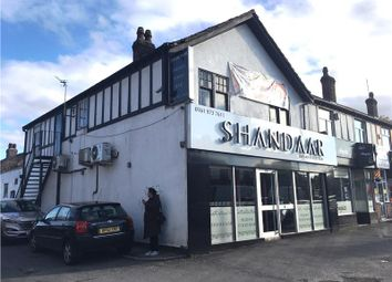 Thumbnail Retail premises for sale in 336 Manchester Road, Timperley, Greater Manchester