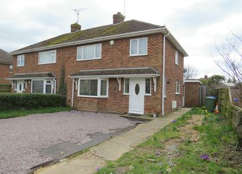 Thumbnail 3 bed semi-detached house for sale in Solway Avenue, Wyberton, Boston