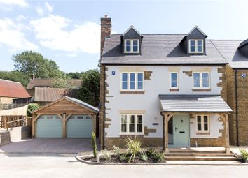 Thumbnail 4 bed detached house for sale in Willow Gardens, Northend, Southam, Warwickshire