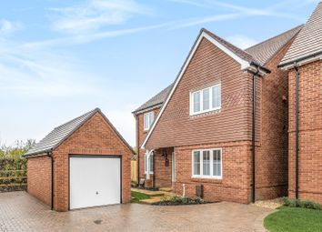Thumbnail 4 bed detached house for sale in Boxgrove, Chichester