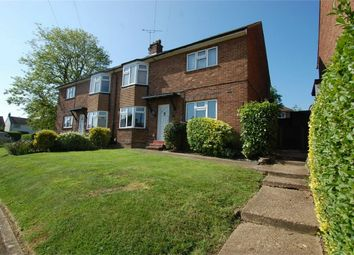 Thumbnail 2 bed maisonette for sale in Edgehill Road, Chislehurst, Kent