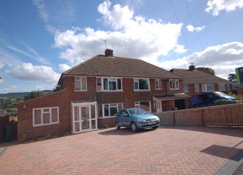 Thumbnail 4 bed semi-detached house for sale in Valley View, Tilsdown, Dursley