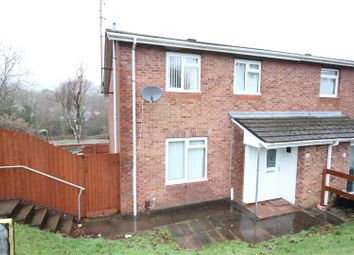 Thumbnail 3 bed terraced house for sale in Bryn Milwr, Hollybush, Cwmbran