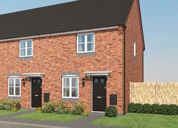 """Thumbnail 2 bed end terrace house for sale in """"The Wells"""" at Loughborough Road, Rothley, Leicester"""