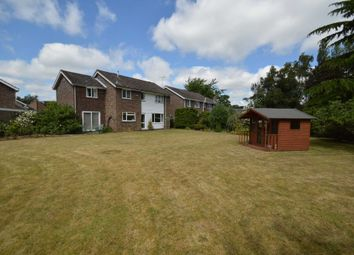 Thumbnail 4 bed detached house for sale in The Glade, Costessey, Norwich