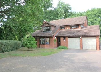 Thumbnail 4 bed detached house for sale in Crail Close, Wokingham, Berkshire