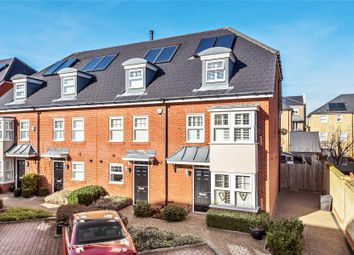 Thumbnail 3 bed end terrace house for sale in Lorimer Row, Bromley