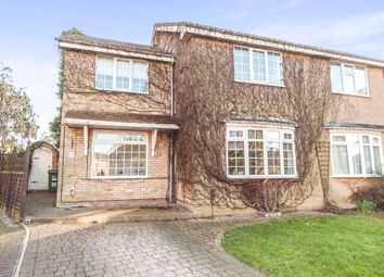 Thumbnail 4 bed semi-detached house for sale in Sorrel Close, Stockton-On-Tees