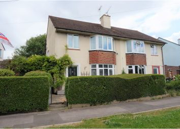 Thumbnail 3 bed semi-detached house for sale in Botley Drive, Havant