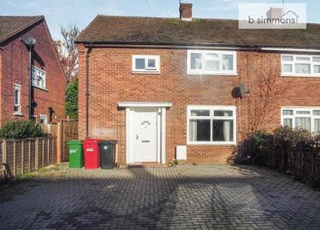 Thumbnail 3 bed semi-detached house for sale in Churchill Road, Langley, Slough