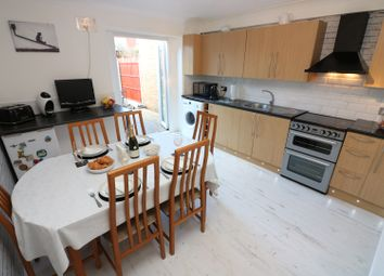 Thumbnail 3 bed town house for sale in Brasher Close, Greenford