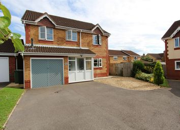 The Knapp, Yate, South Gloucestershire BS37. 4 bed detached house