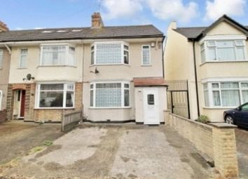 Thumbnail 3 bedroom semi-detached house to rent in Knightsbridge Gardens, Romford