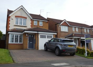 Thumbnail 3 bed detached house for sale in Copeland Close, Skelton-In-Cleveland