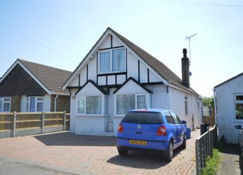Thumbnail 4 bed detached bungalow for sale in Park Square West, Jaywick, Clacton-On-Sea