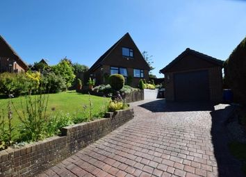Thumbnail 3 bed bungalow for sale in Broad View, Broad Oak, Heathfield, East Sussex