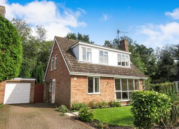 Thumbnail 4 bed bungalow for sale in Carlton Drive, North Wootton, King's Lynn