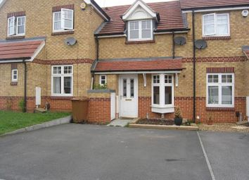 Thumbnail 2 bed terraced house to rent in Nene Place, Stoneyhurst Mews, Northampton