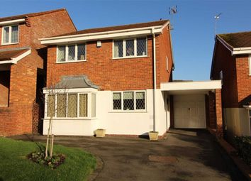 Thumbnail 4 bedroom detached house for sale in Woodthorne Close, Dudley