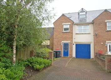 Thumbnail 3 bed town house for sale in Bower Court, Coxhoe, Durham