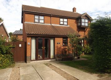 Thumbnail 4 bed detached house for sale in St. Johns Road, Belton, Great Yarmouth