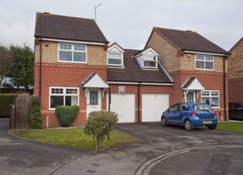 Thumbnail 3 bedroom semi-detached house to rent in St James Close, Rawcliffe, York