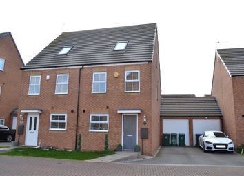 Thumbnail 3 bedroom semi-detached house for sale in Walmsley Close, Allesley, Coventry, West Midlands