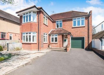 Thumbnail 4 bed detached house for sale in Belmont Park Avenue, Maidenhead
